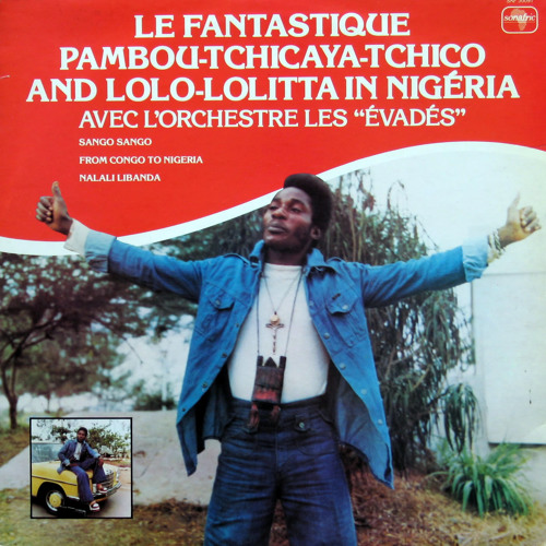 Tchico Tchicaya - Operation Soukous 1979-1980
