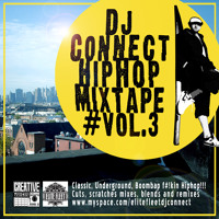 Dj Connect - Hiphop mixtape vol 3