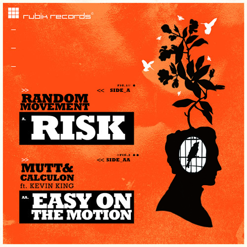 Mutt and Calculon featuring Kevin King - Easy on the Motion (RRT017)