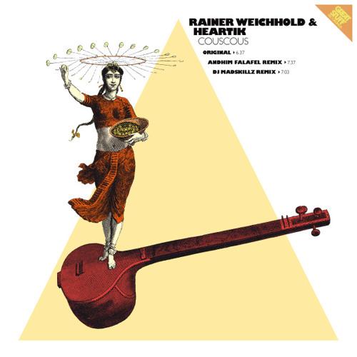 Rainer Weichhold & Heartik - CousCous (Andhim Falafel Mix)