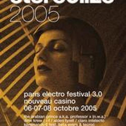 Emission Stéréolize Festival feat Arabian Prince, Stel-R, Dynarec ... Recorded at Radio Campus Paris