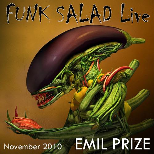 Emil Prize - Funk Salad Live 2010