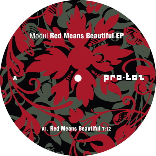 Modul - Red Means Beautiful