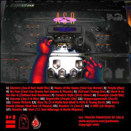04 - No Fear (Cool Cee Brown feat Asheru & Phonte of Little Brother)