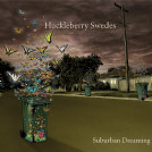 Huckleberry Swedes -  Small Cage Big Land