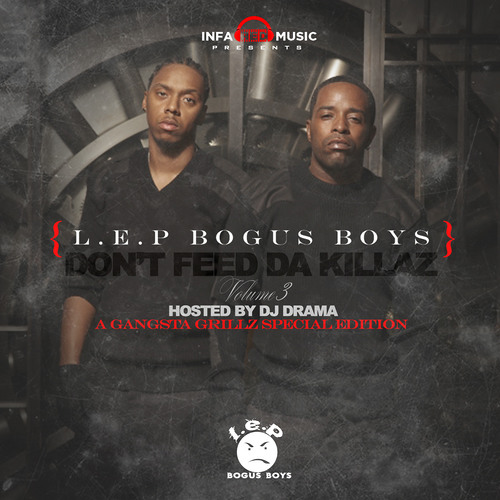 LEP Bogus Boys ft Freddie Gibbs & Dion Primo- Kush & Leather