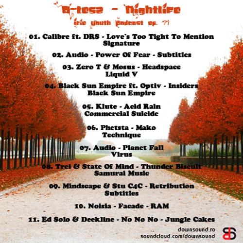 A-tesz-Nightlife-IrieYouthPodcast Ep11 December2009