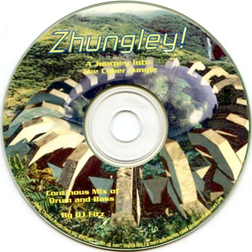 Zhungley: A Journey Into the Cyber Jungle - Continuous Mix