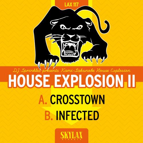 """SKYLAX 117 - A.DJ Sprinkles presents K-S.H.E """"Crosstown"""""""