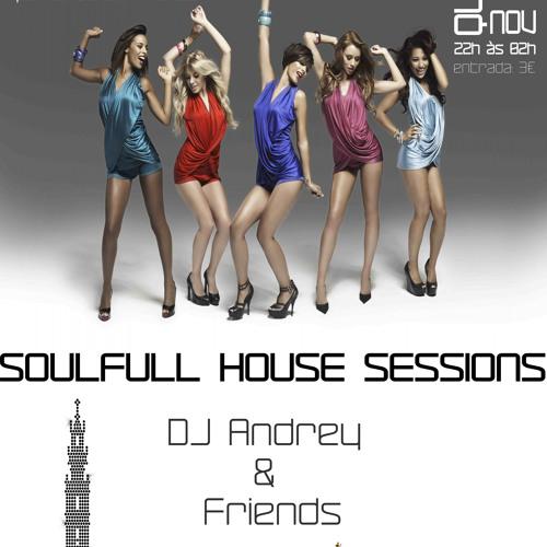 2 DJ Andrey Soulful at Oporto Lounge 10 11 2010