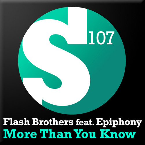 "Flashbrothers ft Epiphony ""More than you know "" RAM rmx sample"
