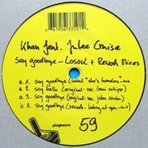 "Khan Feat. Julee Cruise - Say Goodbye (LoSoul ""She's Homeless"" Mix)"