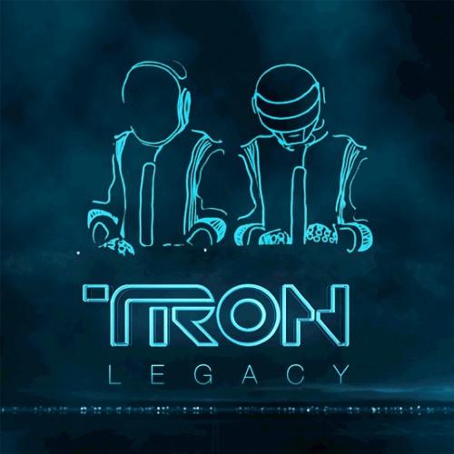 Daft Punk - Tron Legacy (End Titles) (Hobbz Re-Tron)