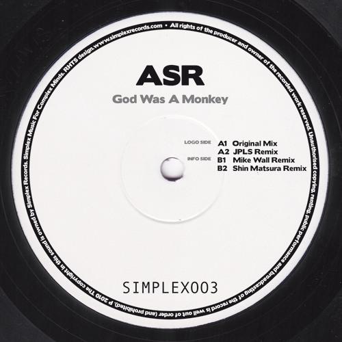 B2_ASR_God Was A Monkey (Shin Matsura Remix)
