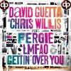 David Guetta & Chris Willis  ft. Fergie & LMFAO & Pitbull - Gettin' Over You (DJ DIMITHREE MIX)