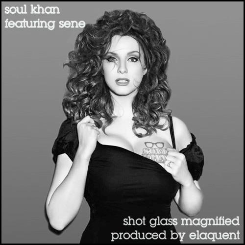 Shot Glass Magnified ft. Sene