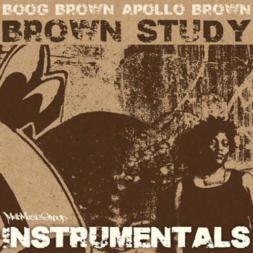 Apollo Brown -  Master Plan Instrumental