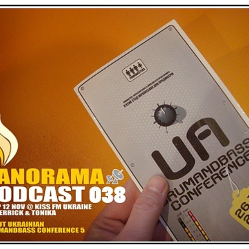 Rolar - White Energon [Overtech rec] @ Panorama Podcast 038# @ Kiss FM (ua) CUT