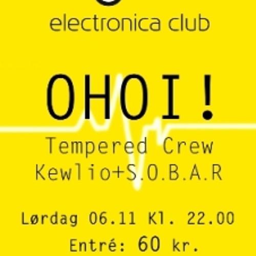 Sound of Køge Havn - Electro Lazyland live set @ Tapperiet