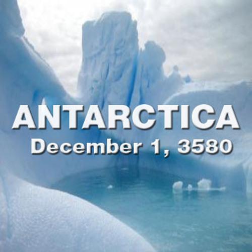 Antarctica Dec 1, 3580