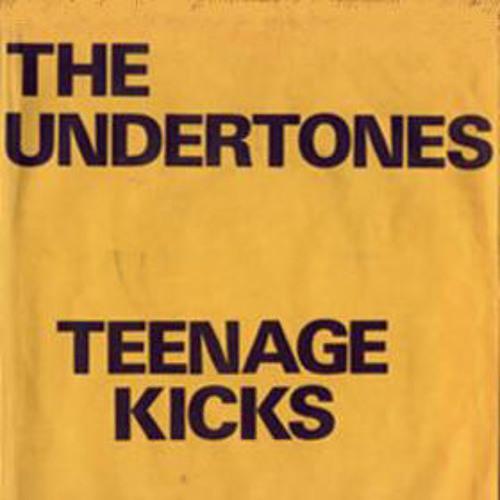 Dirty Dubsters - Teenage Kick-drums