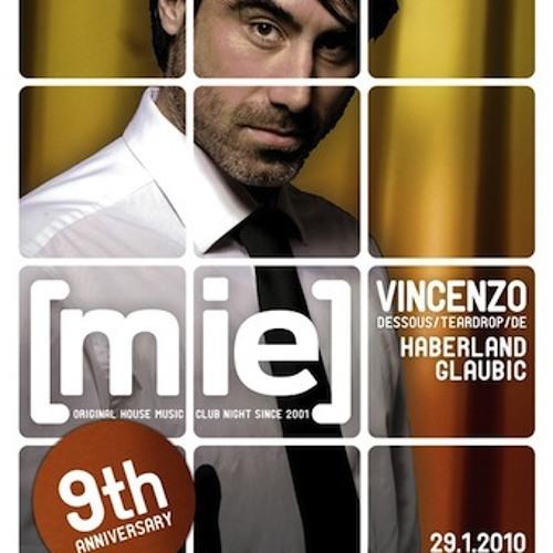 Vincenzo At Mie: Nu Spirit Club Bratislava January 29th, 2010