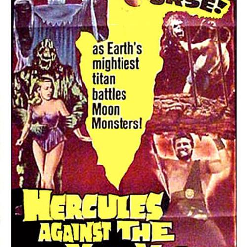 Sleep of Ages - Hercules Against the Moon-Men