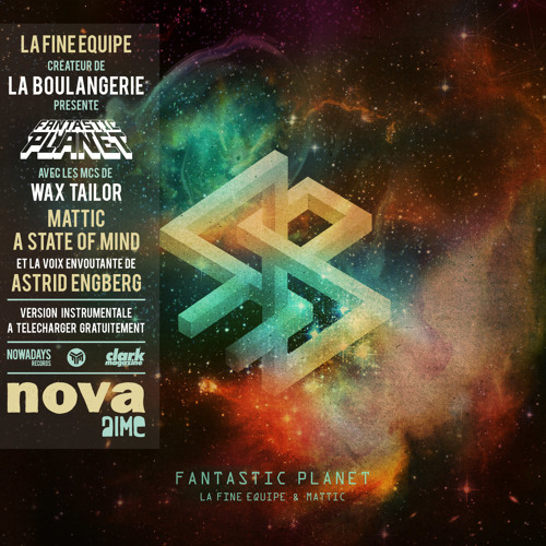 La Fine Equipe & Mattic - Think 4 Yourself  feat Astrid Engberg