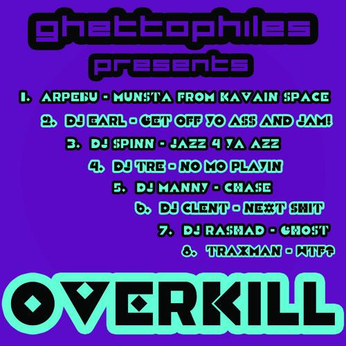 DJ Rashad - Ghost