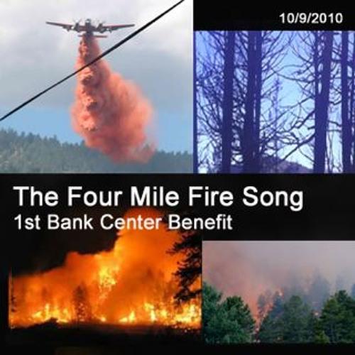 Four Mile Fire - Copyright 2010  Steve Boorstein ... BMI