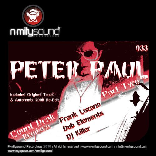 Peter Paul - Count Drak (Frank Lozano Remix) (N-MITY033)