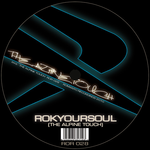 Rokyoursoul - The Alpine Touch (Midnight Star The Midas Touch)