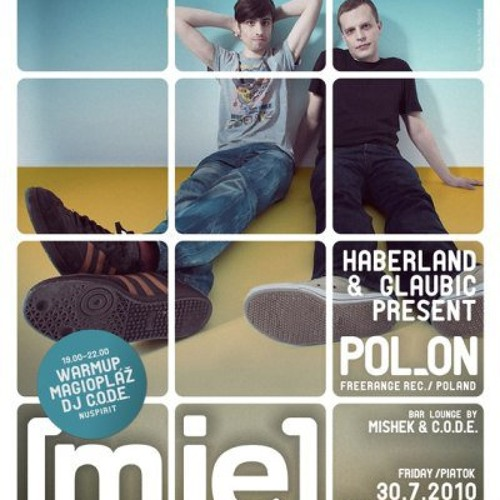 Pol_On At Mie: Nu Spirit Club Bratislava July 30th, 2010