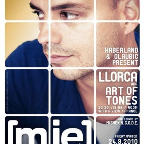 Llorca At Mie: Nu Spirit Club Bratislava September 24th, 2010