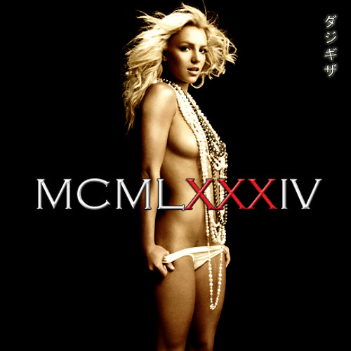 Britney Spears - 3 (DGYGZR 1984 Remix)
