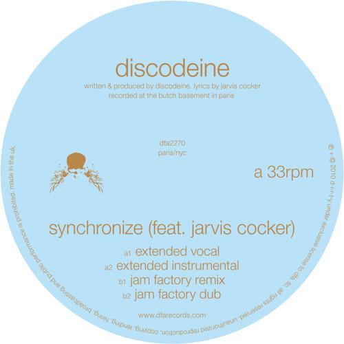 Discodeine - Synchronize (Extended)