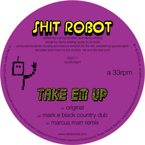 Shit Robot - Take Em Up (John Talabot Remix)