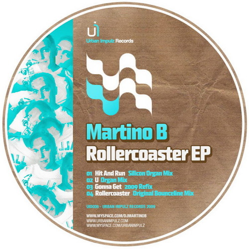 Martino.B - U (Organ Mix)