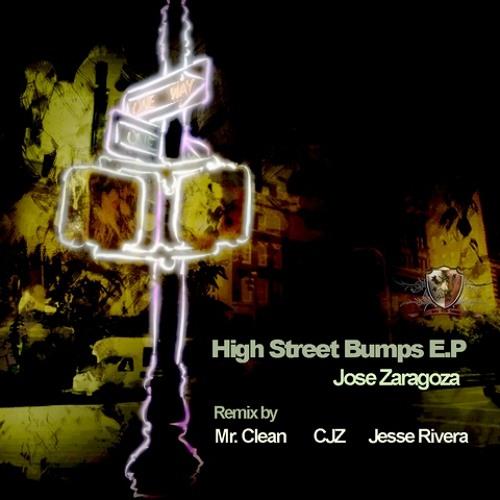 Jose Zaragoza Featuring Mizza - Walk With Me