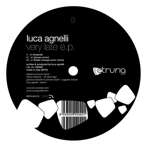 Luca Agnelli - Desire - Etruria beat 002 cut (digital)