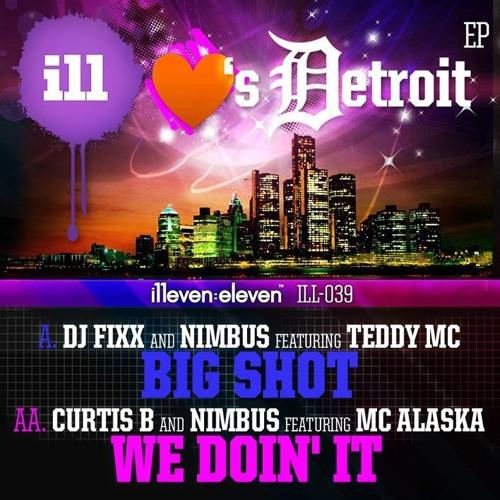 """Curtis B and Nimbus feat. MC Alaska """"We doin it"""""""
