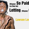 (Wayne) So Paid (so they be) Letting (Wayne) Go - Akon feat. Lil Wayne + Sean Kingston Mash Up