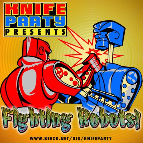 FIGHTING ROBOTS!