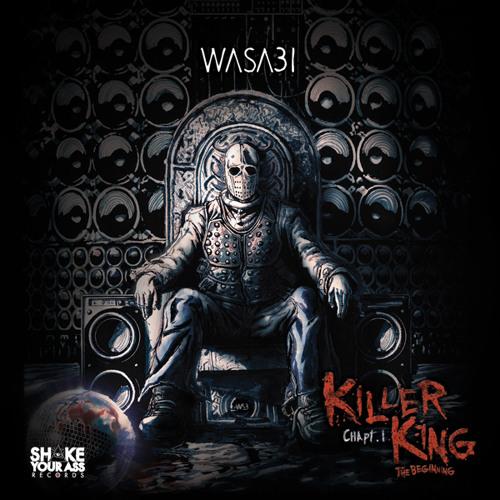 WASA3I - KillerKing (The Mastertrons Remix) (SYAR003)