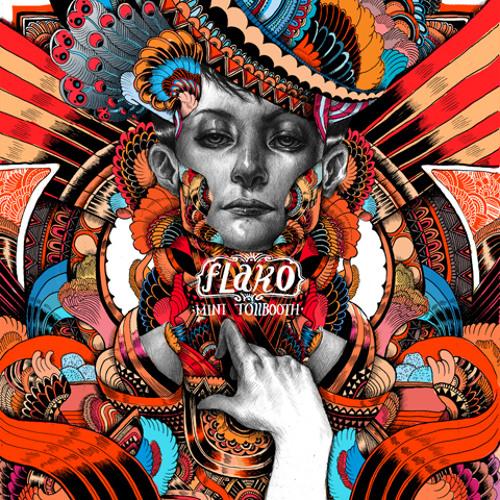 "PMC071 - fLako ""The Awful Dynne"" (Mini Tollbooth EP, 2010)"