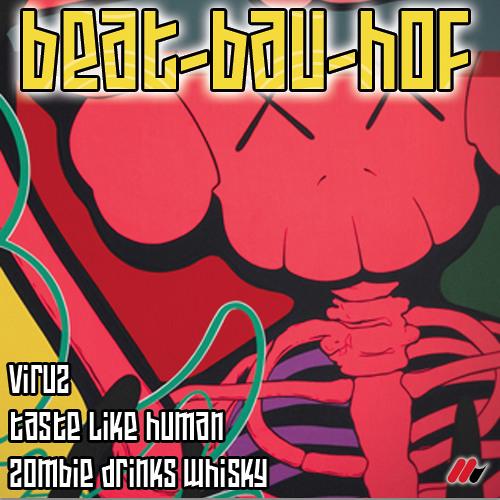 Zombie EP + Viruz rmx EP (Ventuno rec.)