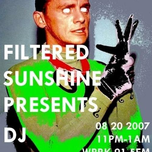DJ YNOT 45 mix live on Filtered Sunshine 91.5 FM Winter Park