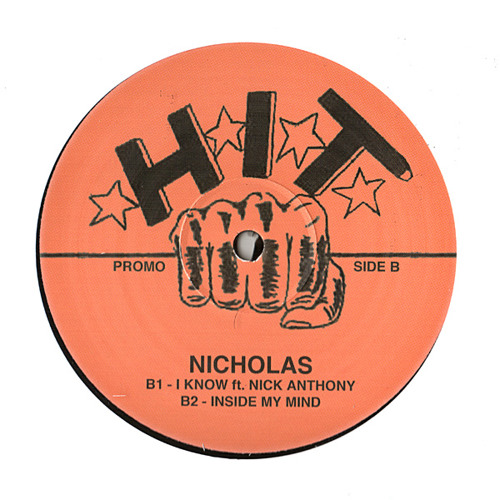 "NMH006 - Nicholas - ""Inside My Mind"""