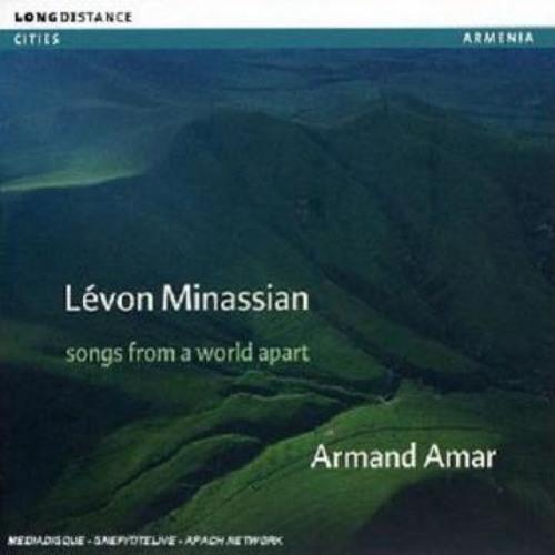 Levon Minassian & Armand Amar- Tchinares