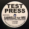 Gabrielle Feat NRG* Don't Need The Sun To Shine (To Make Me Smile) DND Productions DNDP2002